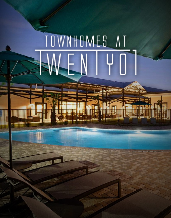Townhomes at Twenty01 Property Photo